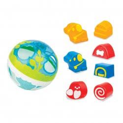 WinFun Lil Playground Μπαλίτσα Με Σφηνώματα 403236 5204275032369