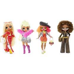GIOCHI PREZIOSI L.O.L. Surprise - O.M.G. Fashion Doll Series 1 - 4 Designs LLU95000 8056379083078