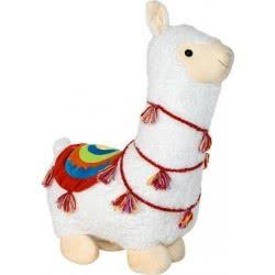 Christakopoulos Plush Standing Lama 80 Cm 20706 5212007559879