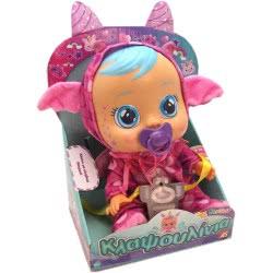 As company Cry Babies Κλαψουλίνια Fantasy - 2 Σχέδια (Μονόκερος, Δράκος) 4104-99180 8421134099180