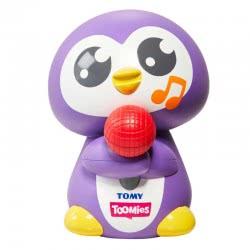 TOMY Toomies Βρεφικό Παιχνίδι Μπάνιου Μουσικός Πιγκουΐνος 1000-72724 5011666727243