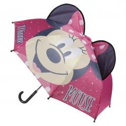 Cerda Minnie Mouse Ομπρέλα Παιδική 42 Εκ. - Ροζ 210000416 8427934228270