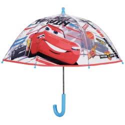 Cerda Παιδική Ομπρέλα Μπαστούνι Cars 42 Εκ. - Κόκκινη 50527 8015831505275