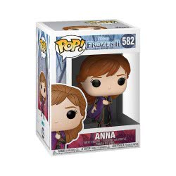 Funko Pop! Movies: Disney Frozen II - Anna Vinyl Figure N. 582 40886 889698408868