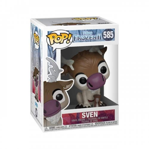 Funko Pop! Movies Disney Frozen II - Σβεν Φιγούρα Βινυλίου Νο. 585 42702 889698427029