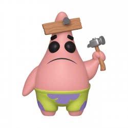 Funko Pop! Animation Spongebob Squarepants - Patrick Star With Board Vinyl Figure Ν. 559 39553 889698395533