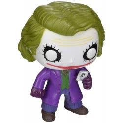 Funko POP! Movies Heroes Batman The Dark Knight - The Joker Φιγούρα Βινυλίου Ν. 36 3372 830395033723