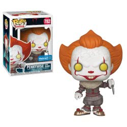 Funko POP! Movies IT Chapter Two - Pennywise With Blade Ν. 782 40632 889698406321