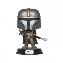 Funko POP! Movies Star Wars Mandalorian - The Mandalorian Φιγούρα Βινυλίου Ν. 326 42062 889698420624