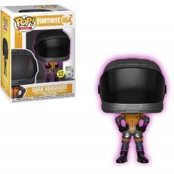 Funko Pop! Games Fortnite - Dark Vanguard (Glow) Vinyl Ν. 464 36914 889698369145