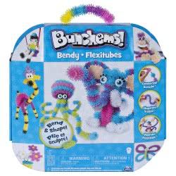 Spin Master Bunchems Bendy Flexitubes Mega Creativity Set 6046471 778988168653