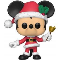 Funko Pop! Animation Disney Holiday - Mickey Mouse Vinyl Figure Ν. 612 43327 889698433273