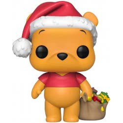 Funko Pop! Animation Disney Holiday - Winnie The Pooh Vinyl Figure Ν. 614 43328 889698433280