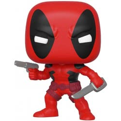 Funko POP! Marvel 80Th - Deadpool 1St Appearance Φιγούρα Βινυλίου Ν. 546 44154 889698441544