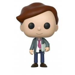 Funko POP! Animation Rick And Morty - Mortimer Morty Smith (Lawyer) Vinyl Figure Ν. 304 22963 889698229630