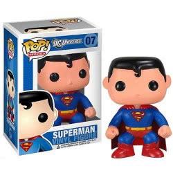 Funko POP! DC Universe Heroes - Superman Φιγούρα Βινυλίου Ν. 07 2250 830395022505