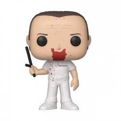 Funko POP! Movies Silence Of The Lambs - Hannibal Lecter Bloody Vinyl Figure Ν. 788 41966 889698419666