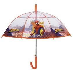 Cerda Kids Umbrella Spiderman Transparent 45 Cm 75374 8015831753744