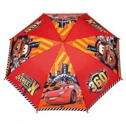 Loly Perletti Παιδική Ομπρέλα Disney Pixar Cars Street X - Κόκκινη 009140 8015831505084