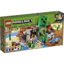 LEGO Minecraft The Creeper Mine 21155 5702016370935