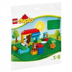 LEGO DUPLO Μεγάλη Πράσινη Βάση Κατασκευών 2304 5702016627428