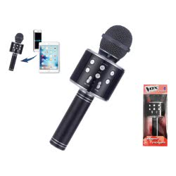 MG TOYS The Vox Blue Tooth Microphone Karaoke 406034 5204275060348