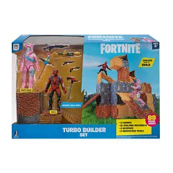 Jazwares Fortnite Turbo Builder Set With Figures Rabbit Raider Και Vertex FRT54000 8056379088493