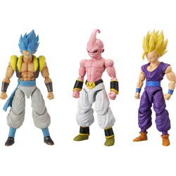 GIOCHI PREZIOSI Dragonball Super - Dragon Stars Series 11 Figures 15Cm - 3 Designs