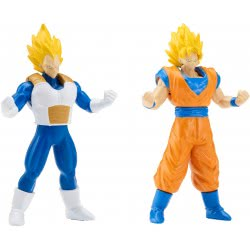 baby relax Dragonball Super Saiyun Goku And Super Saiyun Vegeta Figure 8 Cm