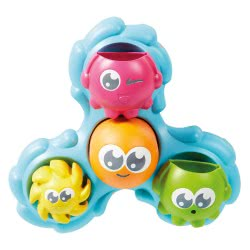 TOMY Toomies Spin And Splash Octopals