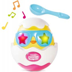 TOMY Toomies Beat It Musical Egg