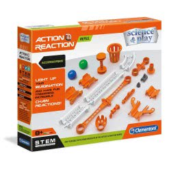 Clementoni Μαθαίνω Και Δημιουργώ - Action And Reaction Σετ Επέκτασης 1026-19118 8005125191185