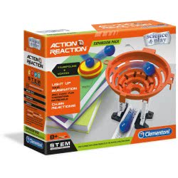 Clementoni Science And Play - Action And Reaction Expansion Kit Trampoline