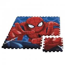 HOLLYTOON Spiderman Παζλ Δαπέδου 9Τμχ KL092392 8435333865163