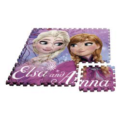 HOLLYTOON Disney Frozen II Floor Puzzle 9 Pieces