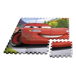 HOLLYTOON Disney Cars Floor Puzzle 9 Pieces