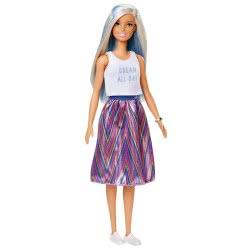 Mattel Barbie Fashionistas 120 Original Κούκλα Dream All Day FBR37 / FXL53 887961694604