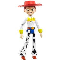 Mattel Disney Pixar Toy Story 4 Φιγούρες 18 Εκ. Που Μιλάνε Αγγλικά - Jessie GDP80 / GDP81 887961750492