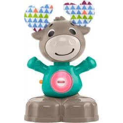 Fisher-Price Linkimals Musical Moose GJP71 887961815498