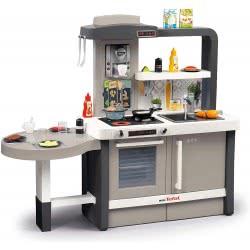 Smoby Tefal Evolutive Kitchen Παιδική Κουζίνα - Γκρι 312300 3032163123002
