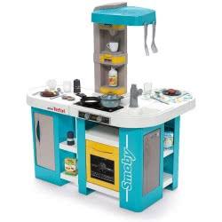 Smoby Tefal Studio Kitchen XL Bubble Παιδική Κουζίνα - Γαλάζιο 311045 3032163110453