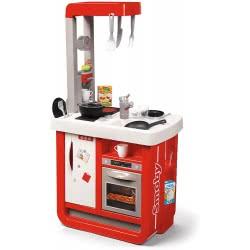 Smoby Bon Appetit Kitchen Παιδική Κουζίνα - Κόκκινη 310819 3032163108191