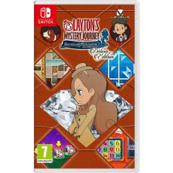 Nintendo Switch Laytons Mystery Journey Kartielle And The Millionaires 045496425517 045496425517