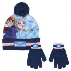 Cerda Σετ Σκούφος Και Γάντια Disney Frozen 2 - Μπλε 2200004319 8427934291298