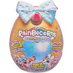 ZURU Rainbocorns Big Bow Surprise Series 1 - The Biggest Egg With Over 25 Surprises - 3 Designs 11809209 193052005052