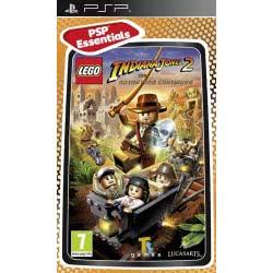 Lucas Arts PSP LEGO Indiana Jones 2: The Adventure Continues Essentials 8717418415310 8717418415310