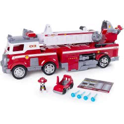 Spin Master Paw Patrol 6043989 Ultimate Rescue Fire Truck With Extendable 2Ft Ladder 6043989 778988147580