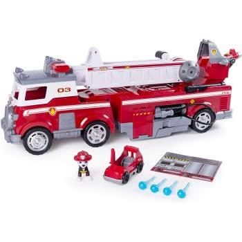 Spin Master Paw Patrol Πυροσβεστικό Όχημα Απόλυτης Διάσωσης 6043989 778988147580