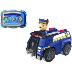Spin Master Paw Patrol Chase Remote Control Police Cruiser 6054190 778988278659