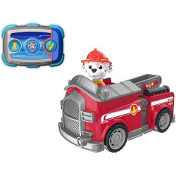 Spin Master Paw Patrol Τηλεκατευθυνόμενο Πυροσβεστικό Όχημα Marshall 6054195 778988278697